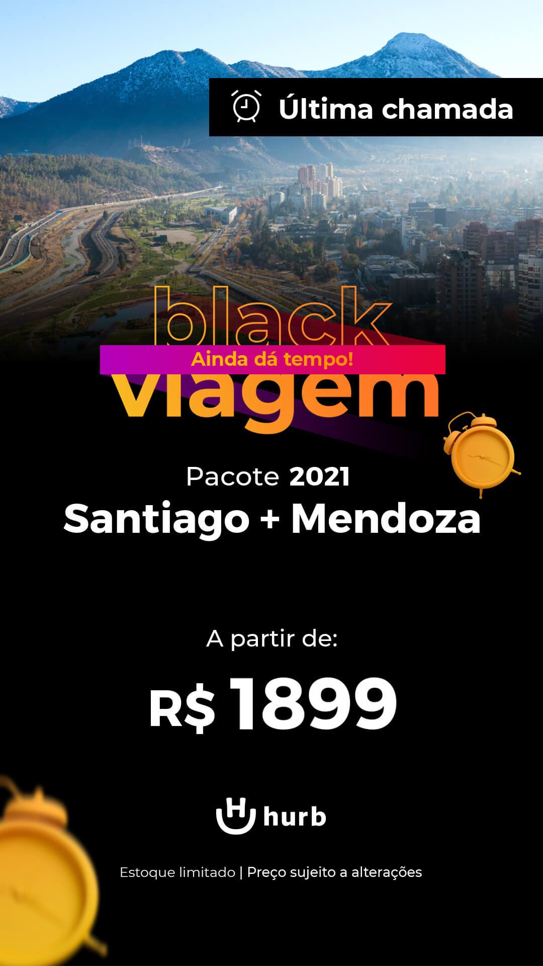 pacote santiago mendoza segundo semestre 2021
