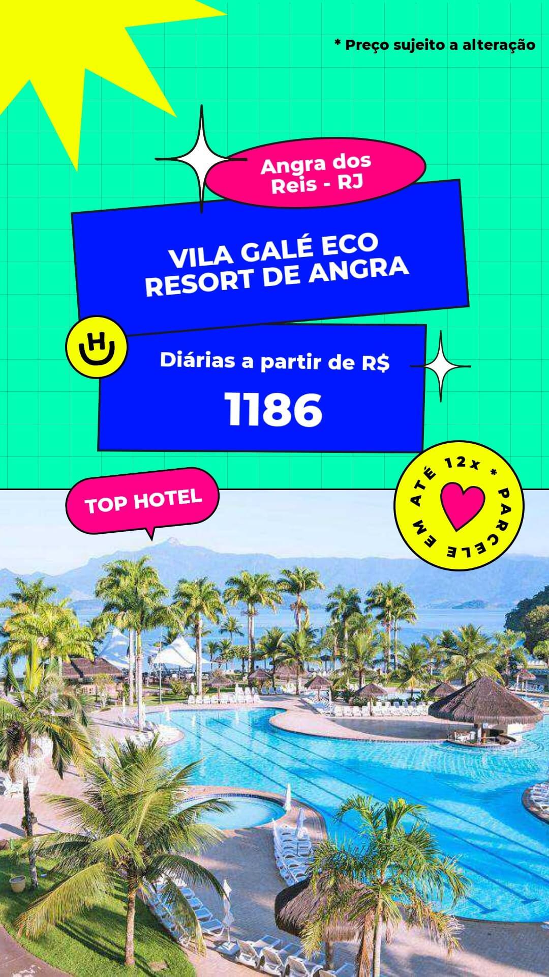 vila gale eco resort de angra conference e spa
